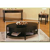 Coaster Home Furnishings 3941 Casual Coffee Table, Cappuccino