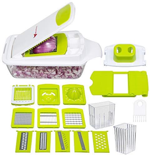 Vegetable Chopper - Onion Chopper - Salad Chopper - Vegetable Cutter - Kitchen Tools And Gadgets - Vegetable Chopper Dicer Slicer - Chopper Vegetable Chop Chop