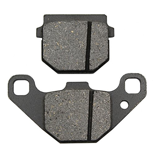 Road Passion Front Disc Brake Pad for KEEWAY Hurricane 50 2007-2010/50-Base 2007 ()