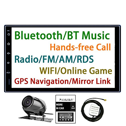 Panlelo PA09AM, In Dash Car Stereo Android 5.1 GPS…