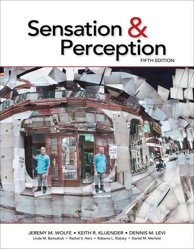 Pdf Medical Books Sensation & Perception