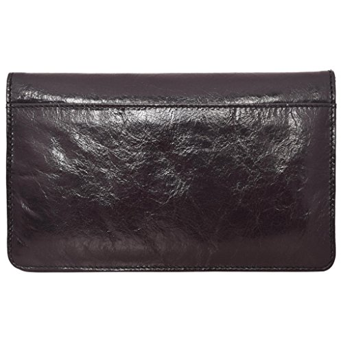 Latico Leathers Palmer Wallet Genuine Authentic Luxury Leather, Designer Made, Business Fashion and Casual Wear, Black by Latico (Image #1)
