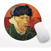 Van Gogh Otoportre Mouse Pad