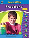 Math in Action - Fractions, Bev Dunbar, 1420635301