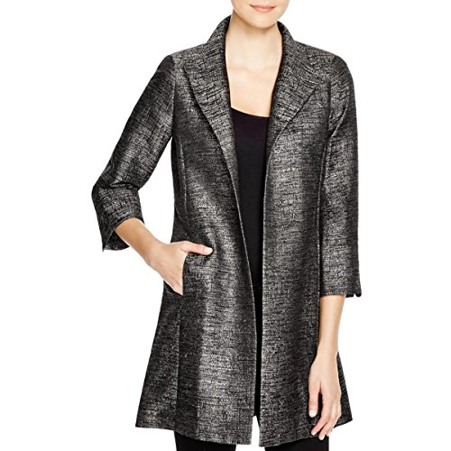 Eileen Fisher Cotton Coat - 2