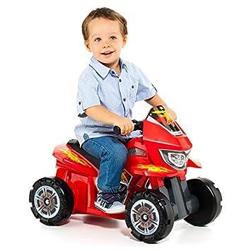 M MOLTO Correpasillos Mini Quad Ride On: Amazon.es: Juguetes ...