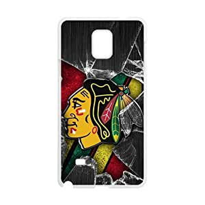 Chicago Blackhawks Cell Phone Case for Samsung Galaxy Note4
