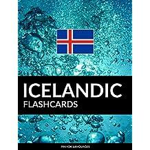 Icelandic Flashcards: 800 Important Icelandic-English and English-Icelandic Flash Cards