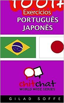 Book 1001+ exercícios português - japonês