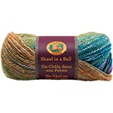 Lion Brand Yarn 828-302 Shawl in a Ball, Prism
