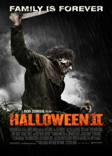 Rob Zombie's Halloween II Film