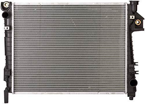 Spectra Premium CU2813 Complete Radiator for Dodge Ram