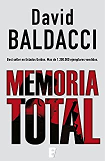 Memoria total par Baldacci
