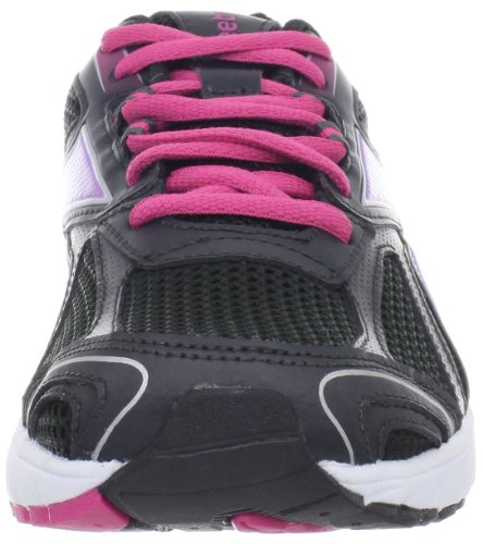Reebok Pheehan las zapatillas de running Gravel/Black/Berry/Purple