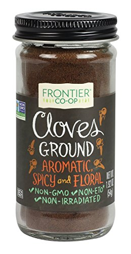 Frontier Natural Products Cloves, Ground, 1.92