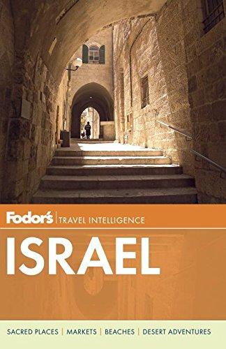 Fodor's Israel (Full-color Travel Guide)