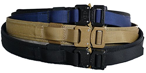 Find Bargain Pantel Tactical EDC Every Day Carry Belt with Cobra Buckle 1-1/2