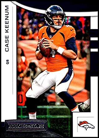 2018 Panini Rookies and Stars  38 Case Keenum NM-MT Denver Broncos Official  NFL 5539b84c1