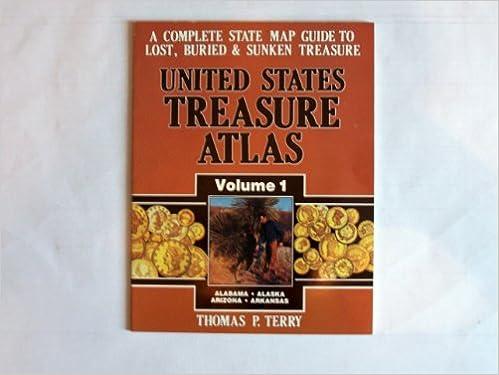 United States Treasure Atlas Volume AlabamaAlaskaArizona - Us map of food volume
