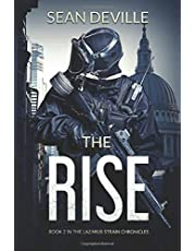 The Rise: Book 2 in the Lazarus Strain Chronicles