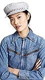 Eugenia Kim Womens Marina Newsboy Hat
