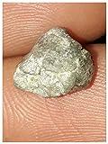3.65 Ct Uncut Silver Gray Color Natural Rough Raw