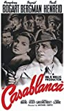 Casablanca, Movie, Humphrey Bogart, Poster Art, Souvenir Magnet 2 x 3 Fridge Magnet