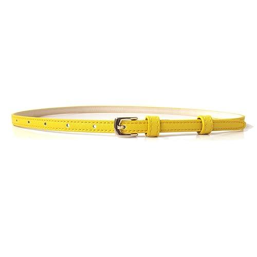 Moda,Semplice,Cintura Gonna Decorativa,Il Piccolo Belt Attraversare Linee,Cinture Donna-C 105cm(41in...