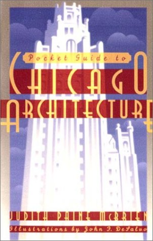 Pocket Guide to Chicago Architecture (Norton Books for Architects & Designers)
