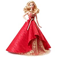 Barbie Collector 2014 Holiday Doll (Discontinued by...