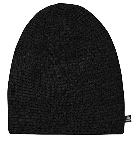 Knitted Beanie Ajour Pack of Brandit 2 John Negro Unisex RIc5A5