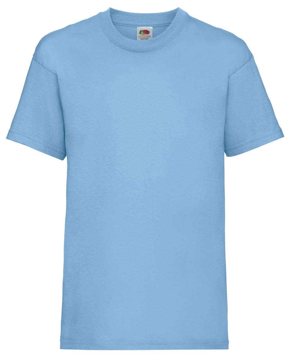 Fruit of the Loom Boys 3-Pack Classic T-Shirt 110333