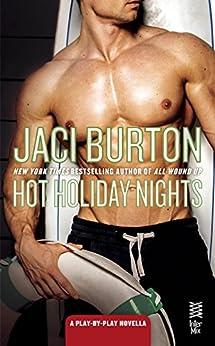 Hot Holiday Nights (A Play-By-Play Novella) by [Burton, Jaci]