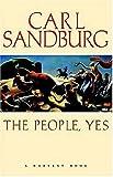 The People, Yes, Carl Sandburg, 0156716658