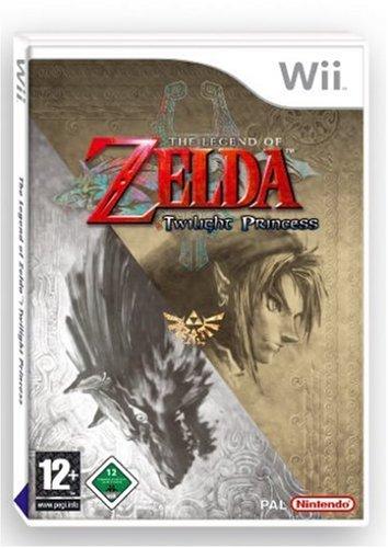 Zelda Twilight Princess Wii Nintendo