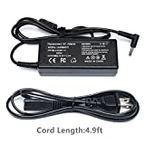 SKstyle 45w AC Adapter for HP 740015-003 741727-001 A045R07DH HSTNN-DA35 HSTNN-LA35 HSTNN-CA40 HSTNN-DA40 HSTNN-LA40 ADP-45WD B ADP-45FE B PA-1450-36HE PA-1650-32HE hp laptop charger