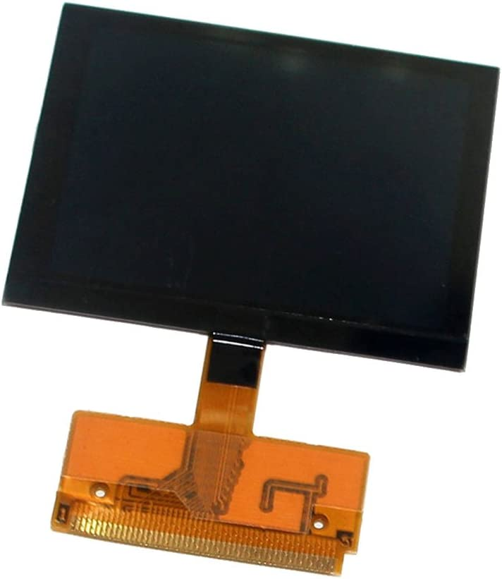 KESOTO 2 Teiliges VDO FIS Cluster LCD Display Ersatzkit F/ür VW Audi