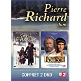 Coffret Pierre Richard 2 DVD : Sans famille / Robinson Crusoé