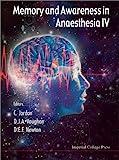 Memory and Awareness in Anaesthesia IV, C. Jordan and D. J. A. Vaughan, 1860942229