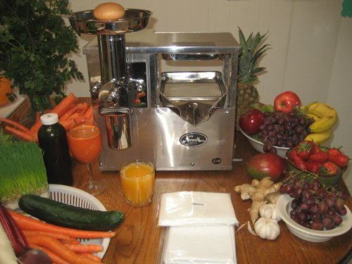 Norwalk Juicer Model 270 Stainless Steel for sale  Delivered anywhere in USA