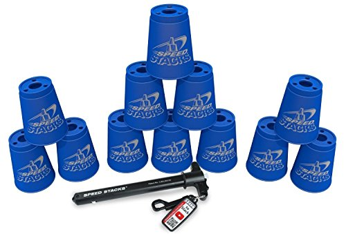 Speed Stacks Sport Stacking Set Color: Blue by Speed Stacks TTT by Speed Stacks