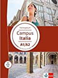 Campus Italia A1/A2: Trainingsbuch + Audio-CD