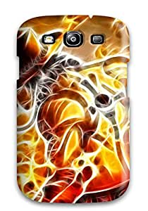 Brand New S3 Defender Case For Galaxy (portgas D Ace [one Piece])