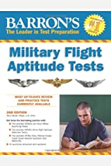 Barron's Military Flight Aptitude Test (Barron's Military Flight Aptitude Tests) Paperback