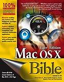 Mac Os X Bible, Samuel A. Litt and Warren G. Gottlieb, 0764579177