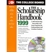 The Scholarship Handbook 1999 (College Board Scholarship Handbook)