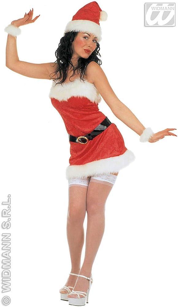 Disfraz Mamá Noel sexy: Amazon.es: Ropa y accesorios