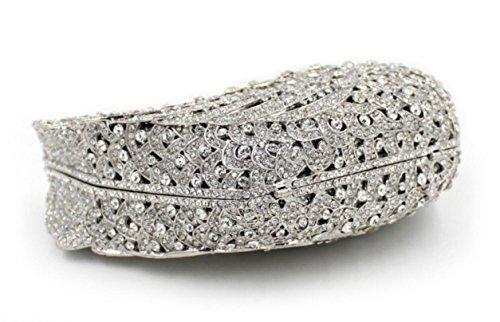 XYXM Mujeres embrague de lujo de diamantes birdie cena bolsa de gama alta de encargo manejar bolsa de diamantes paquete de vestido de la bolsa , color 9 color 5