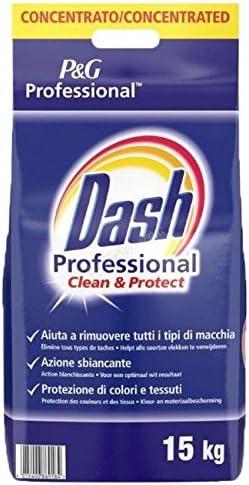 DASH LAVADORA PROFESSIONAL CLEAN & PROCECT, 15 KG: Amazon.es: Hogar