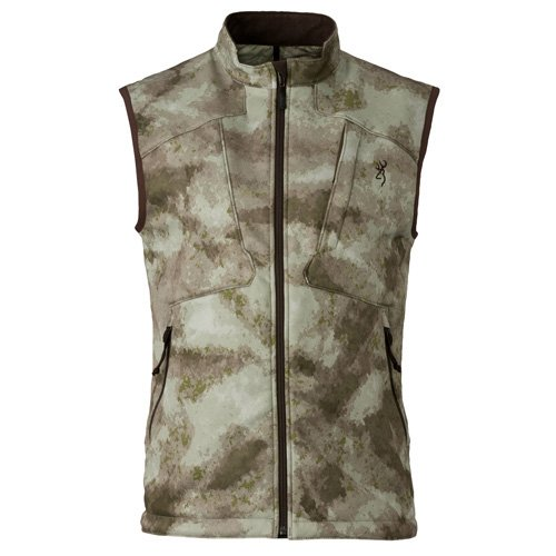 Browning Hell's Canyon Speed Backcountry Vest, ATACS Arid/Urban, Medium